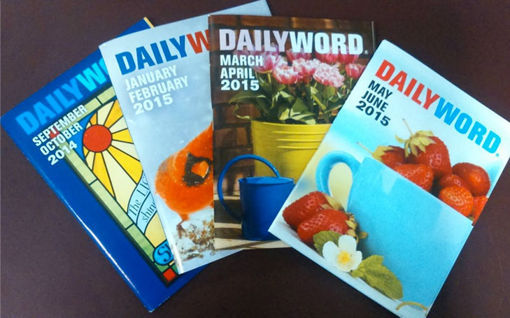 Unity Magazine The Daily Word