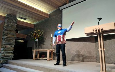Be Your Own SuperHerowith Rev. John Riley