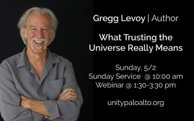 What Trusting the Universe Really Meanswith Gregg Levoy