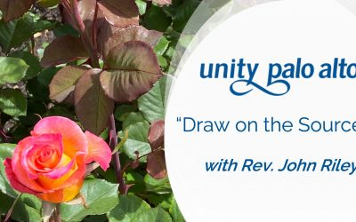 Draw on the Sourcewith Rev. John Riley