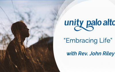 Embracing Lifewith Rev. John Riley