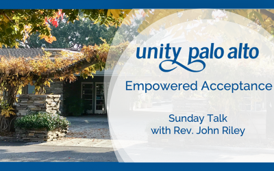 Empowered Acceptance with Rev. John Riley