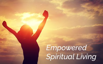 Empowered Spiritual Livingwith Rev. John Riley