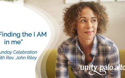Finding the I AM in me with Rev. John Riley