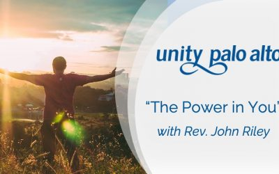 The Power in Youwith Rev. John Riley