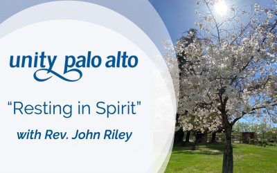 Resting in Spirit with Rev. John Riley
