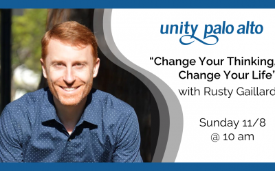 Change Your Thinking, Change Your LIfewith Rusty Gaillard
