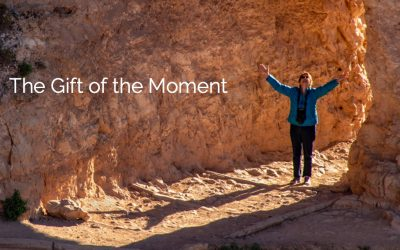 The Gift of the Momentwith Rev. John Riley